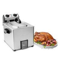 Cuisinart CDF-500 Extra-Large Rotisserie Fryer