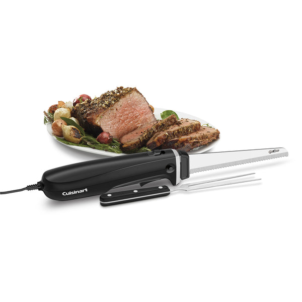 Cuisinart CEK-41 Electric Knife Set with Cutting Board