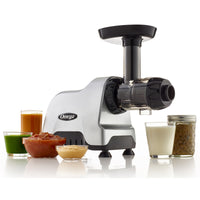Omega CNC80S Compact Slow Speed Multi-Purpose Nutrition Center Juicer