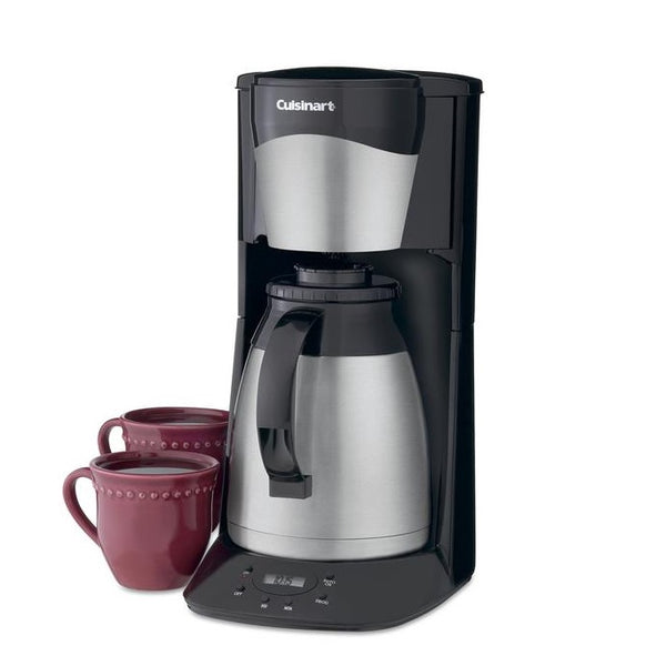 Cuisinart DTC-975BKN 12-Cup Programmable Coffeemaker (Black) (Thermal Carafe)