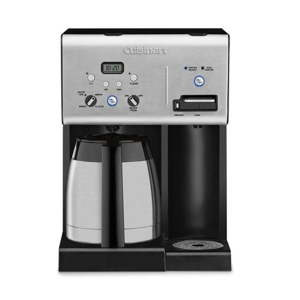 Cuisinart CHW-14 10-Cup Programmable Coffeemaker with Hot Water System (Thermal Carafe)