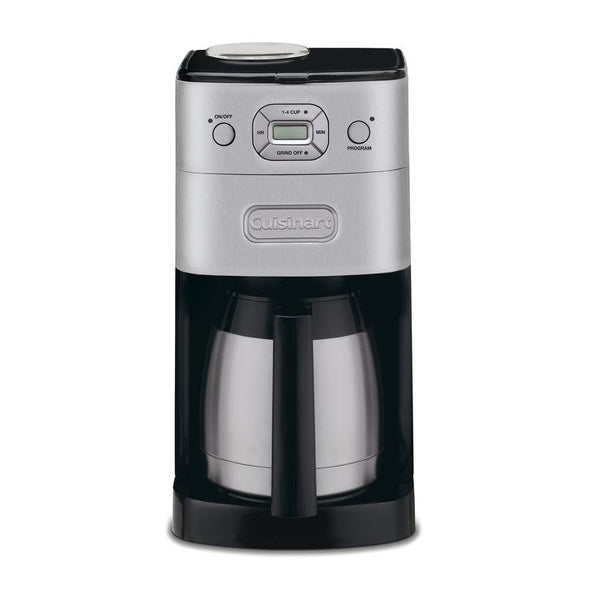 Cuisinart DGB-650BC 10-Cup Grind and Brew Automatic Coffeemaker (Thermal Carafe)