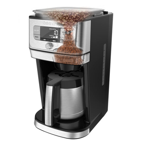 Cuisinart DGB-850 10-Cup Fully Automatic Burr Grind & Brew ™ (Thermal Carafe)
