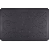 WellnessMats Estates Bella Anti-Fatigue Floor Mat Midnight Blue