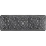 WellnessMats Estates Bella Anti-Fatigue Floor Mat Onyx