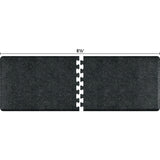 WellnessMats Anti-Fatigue Puzzle Set Kitchen Mat - Granite Onyx