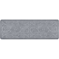 WellnessMats Estates Bella Anti-Fatigue Floor Mat Beach Glass