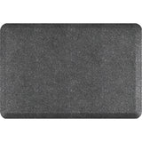 WellnessMats Granite Anti Fatigue Mat - Granite Steel