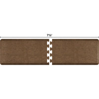 WellnessMats Anti-Fatigue Puzzle Set Kitchen Mat - Granite Copper