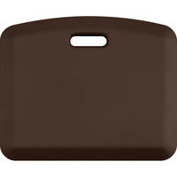WellnessMats Original Collection Companion Anti Fatigue Mat - Brown