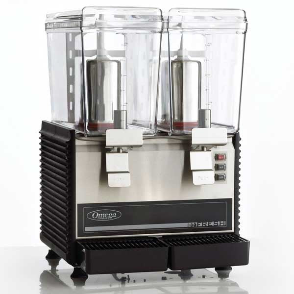 Omega OSD20 Commercial 1/3-Horsepower Drink Dispenser