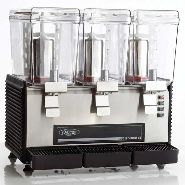 Omega OSD30 Commercial 1/2-Horsepower Drink Dispenser
