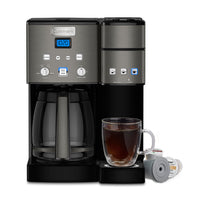 Cuisinart SS-15 Coffee Center 12-Cup Coffee Maker and Single-Serve Brewer