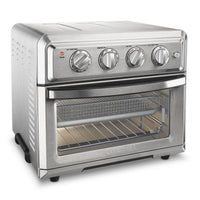 Cuisinart TOA-60 AirFryer Toaster Oven, Stainless steel