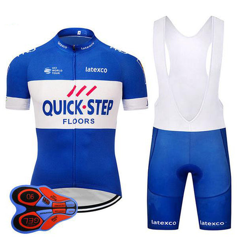 Quick Step Floors 2018 Cycling Kit