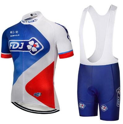 FDJ 2018 Cycling Kit
