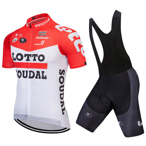 Lotto Soudal 2018 Cycling Kit
