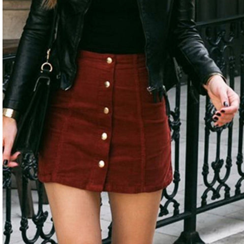 Women Casual Skirt