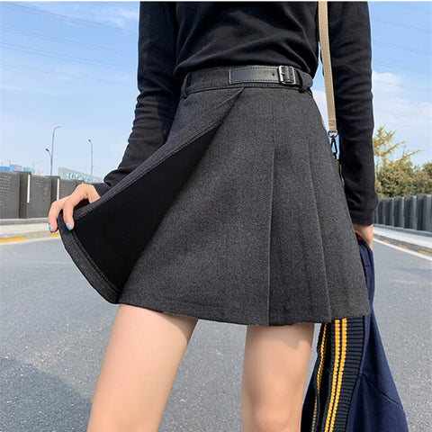 2021 New Autumn Winter Skirts