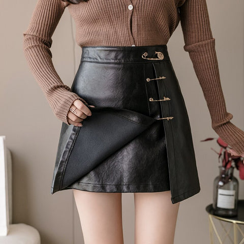 Bornladies 2020 High Waist Skirt