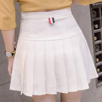 Mini Pleated Skirts