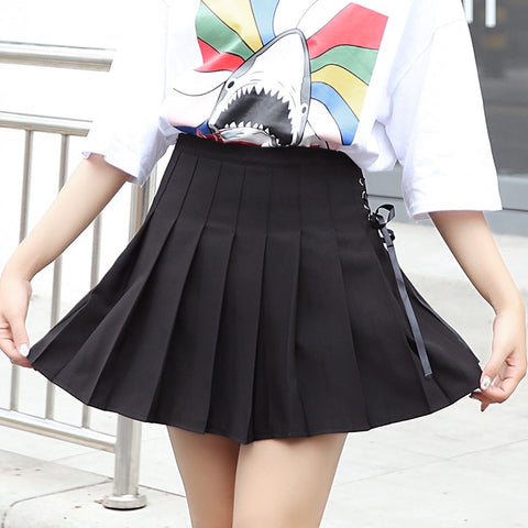 Japanese Kawaii High Waist