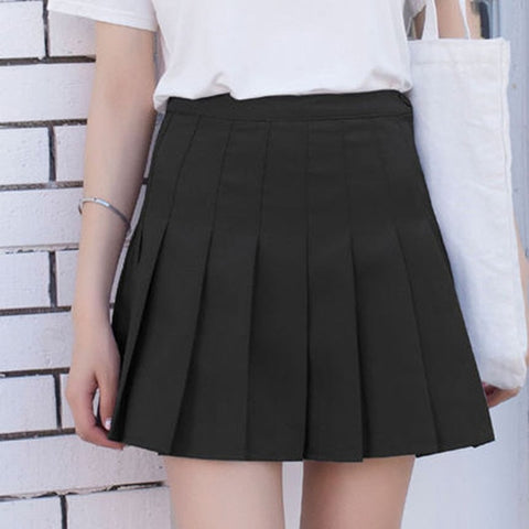 Harajuku Kawaii Mini Skirt