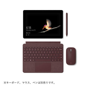 Surface Go (CPU Pentium Gold / 4GB / ストレージ 64GB / Wi-Fi)