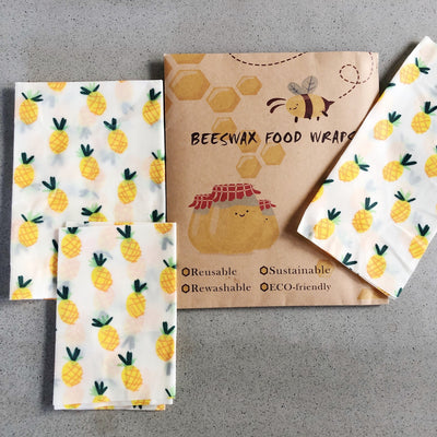 Tropical Beeswax Wraps