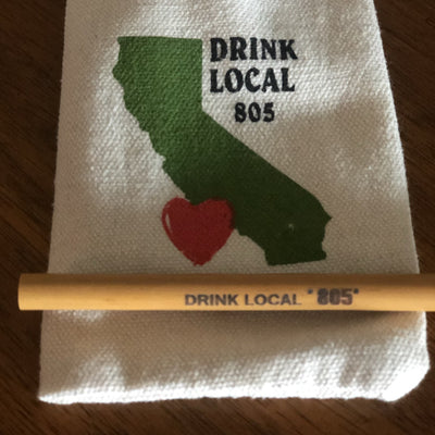 Drink Local Bamboo Straws 805 and 406