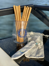 Load image into Gallery viewer, Personalize your own Bamboo Straw kit