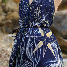 Load image into Gallery viewer, Phoenix - Silk Dress
