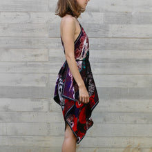 Load image into Gallery viewer, Return of Spring - Silk Dress One-Off Piece