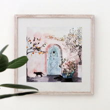 Load image into Gallery viewer, Tunisian Door - Giclée Print