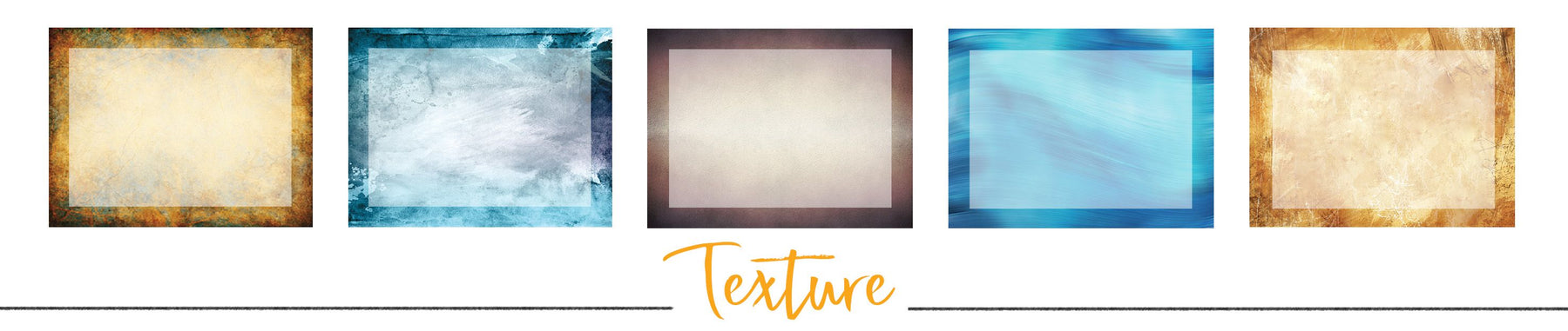 CUSTOMIZE YOUR PLAQUE WITH OUR TEXTURES