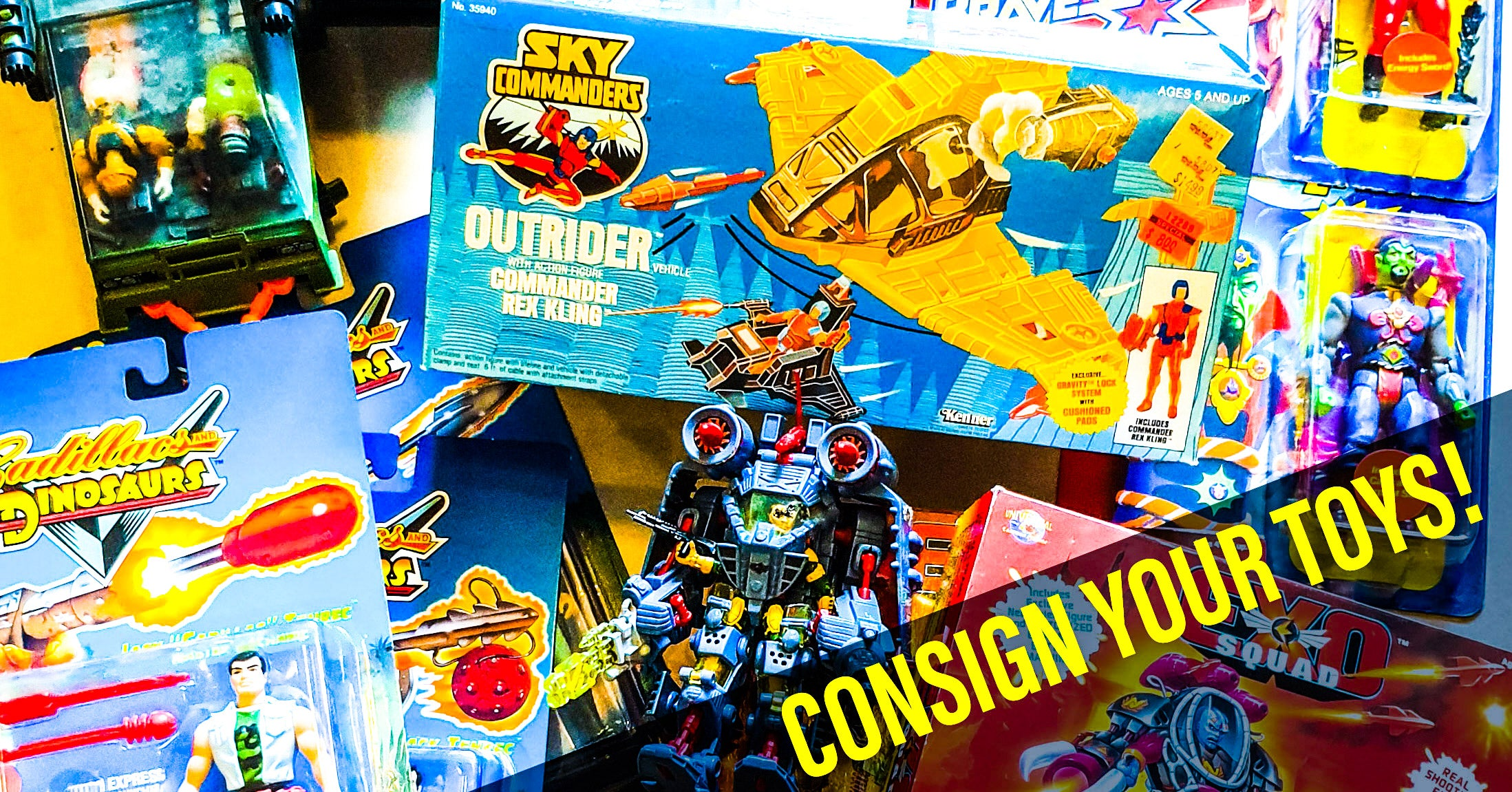 ToySack | Consign or Sell Your Toys to Us