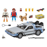 Playset Back to the Future Playmobil 70317 (64 pcs) (Refurbished A+)