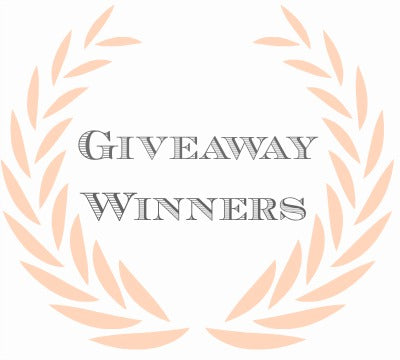 Mother's Day Giveaway Winners