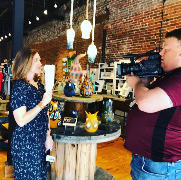 If you missed the live shoot at the Mercantile with Twin Cities Live on Monday, you can see it all, click on link below!