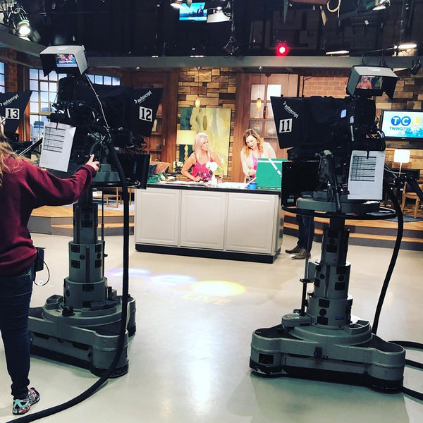 We look forward to seeing you today at the Mercantile, Monday 3:00 - 4:30pm Live Shoot with Twin Cities Live!