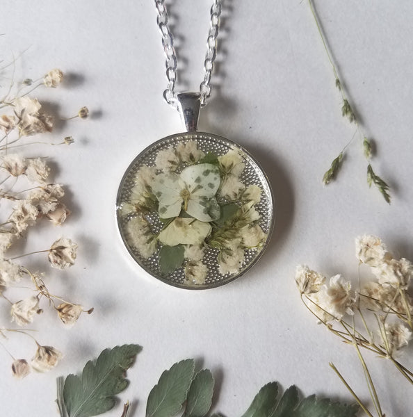 Get Ready For Our First Resin Flower Jewelry Class, Saturday Sept. 28th 10am! Stunning pieces you get to create! Class given by our talented Smith Caitlin from Pressed Flower Art.