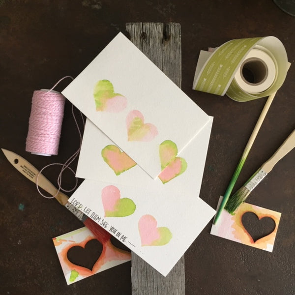 This Valentine's Day take a break from the same old candies and flowers and put on your crafting gloves: do-it-yourself gifts are a romantic way to show your loved one how much you care with our Make and Take Classes.
