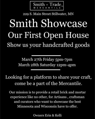 Smith Showcase March 27th