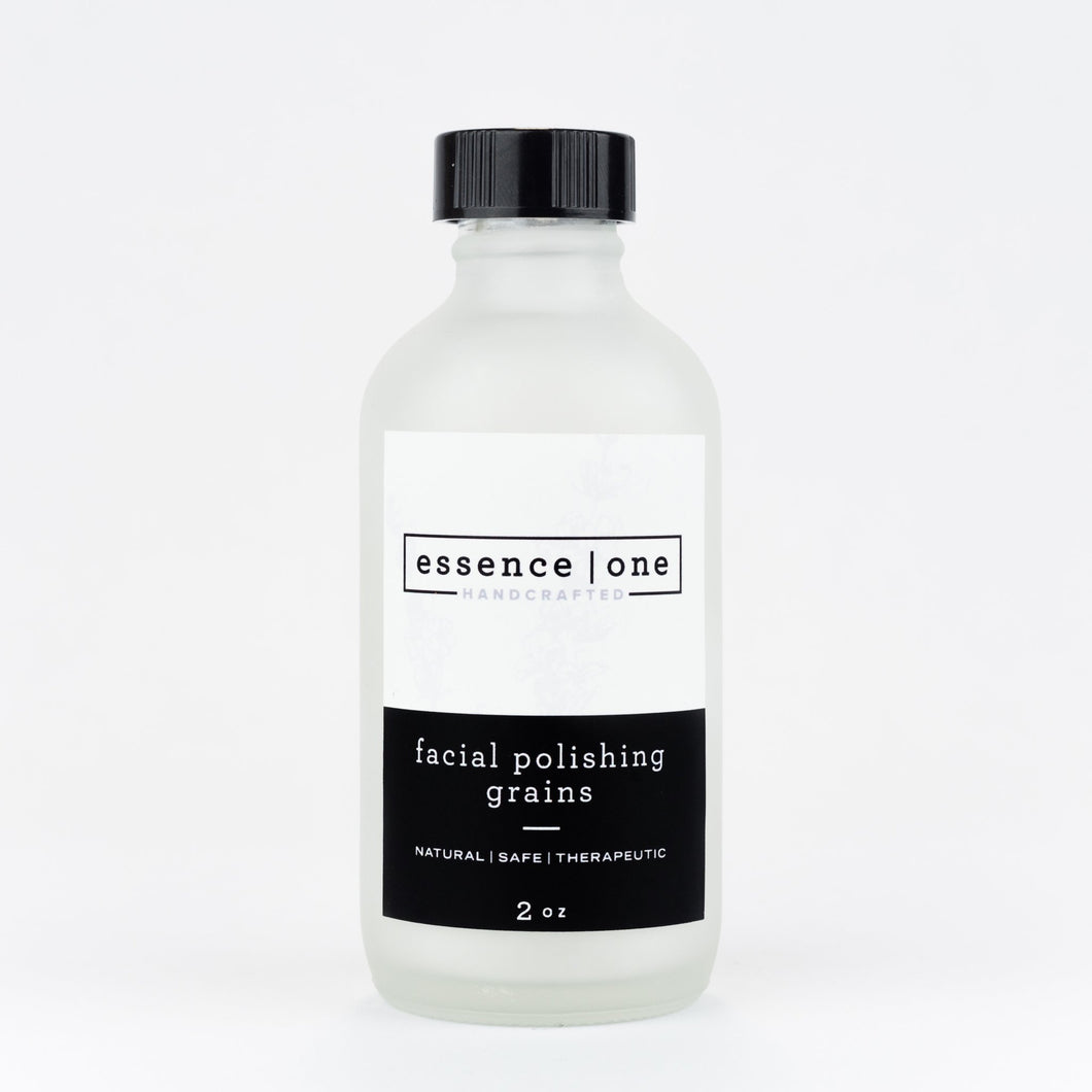 Facial Polishing Grains 2 oz or 1 oz
