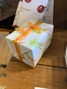 Assorted Wrapping Paper with ribbon
