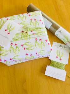 Assorted Wrapping Paper with ribbon Assorted