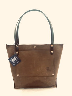 Ithaca Bag Large w/Button