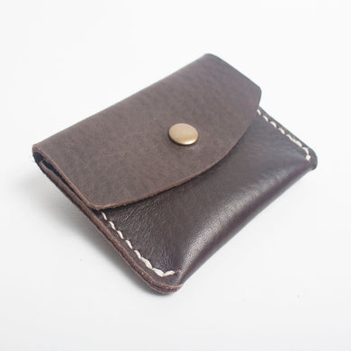 Leather Coin Wallet Kit