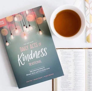 Daily Acts of Kindness Devotional
