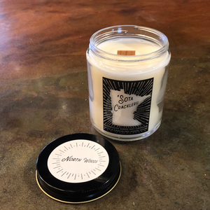 North Woods Soy Candle